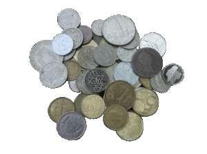 Килонети парички