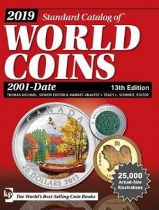 Krause_wereld_munten_21e_eeuw_2001_t-m_heden_13e_editie_2019 en venda a David-coin