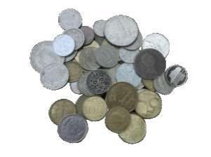 Chilo di monete