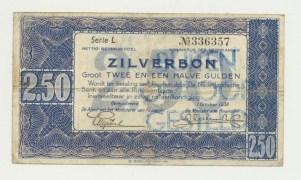 25 segell de bonbos de plata daurada 1.1