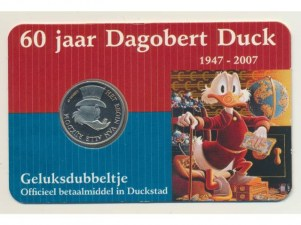 Coincard lucky doubleDagobertDuckofficial platební metoda vDuckstadvz