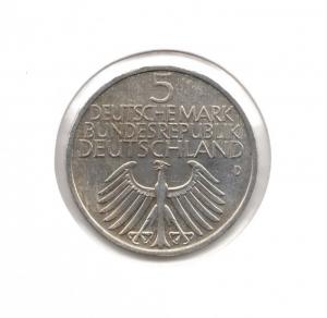 德國5mark1952D.jpg