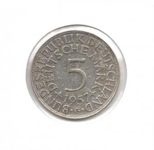 德國5mark1957G.jpg