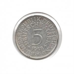 德國5mark1958D.jpg