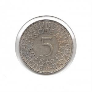 德國5mark1960D.jpg