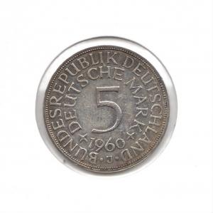 德國5mark1960J.jpg