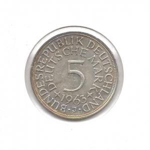 德國5mark1963J.jpg