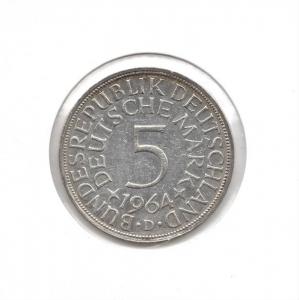 德國5mark1964D.jpg