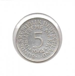 德國5mark1964F.jpg