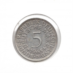 德國5mark1965D.jpg