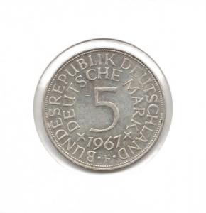 德國5mark1967F.jpg