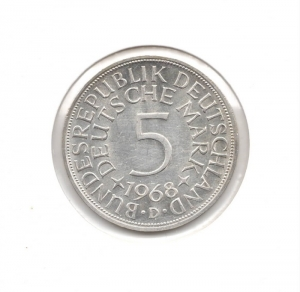 德國5mark1968D.jpg