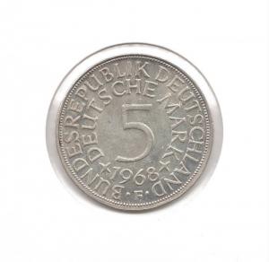 德國5mark1968F.jpg
