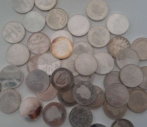 Chilo d'argento e 50 fiorini