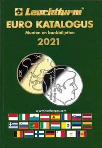 Leuchtturm_Euro_Katalogus_2021 na Davidově minci