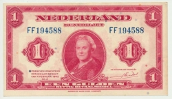 Països Baixos-1-Gulden-1943-Wilhelmina-pr + -vz.jpg