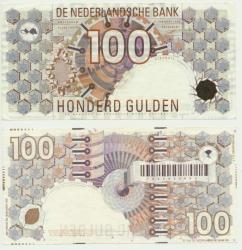 Paesi Bassi-100-Gulden-1992-Steenuil-vz-en-az.jpg