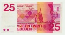 Països Baixos-25-Gulden-1971-Sweelinck-Misdruk-UNC - David-coin-vz1.jpg