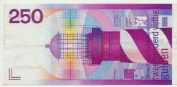 Paesi Bassi-250-Gulden-1985-Vuurtoren_ZF_2082vz __. Jpg