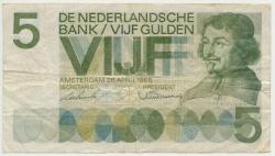Paesi Bassi-5-fiorini-1966-Vondel-vz-for-sale-at-David-coin.jpg