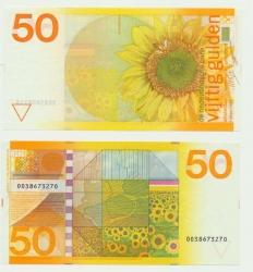 Paesi Bassi-50-Gulden-1982-Zonnebloem-UNC-David-coin-vz + az.jpeg6.jpg