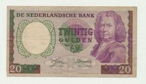 Нидерланды20Гульден1955Боерхаавевз