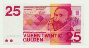 Països Baixos25 Impressió errònia d'or 2.1