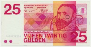 Països Baixos25 Impressió errònia d'or 3.1