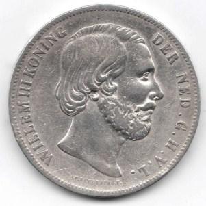 Països Baixos25gulden1858vz
