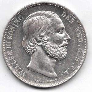 Països Baixos25gulden1874vz