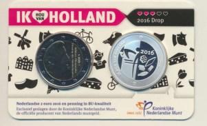 Países Baixos2eurocoincarddrop2016