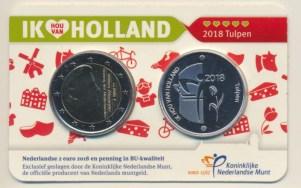 Países Baixos2eurocoincardikhouvanholland2018