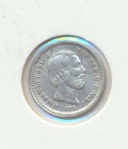 Países Baixos5cent1869vz