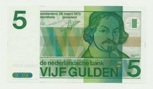 nl5GULDENVONDEL1973 BELL1.1